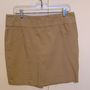 Short skirt, EUC.